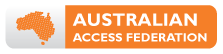 Australian Access Federation Login